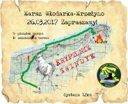 Czytaj więcej: 26.03.2017 r. Marsz Włodarka - Mrzeżyno