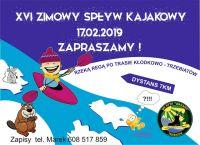 Czytaj więcej: Zimowy Spływ Kajakowy Regą Kłodkowo - Trzebiatów 17.02.2019 r